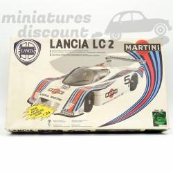 Maquette Lancia LC 2...