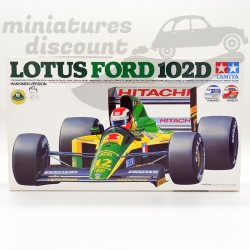 Maquette Ford Lotus 102D -...