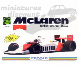Maquette McLaren Marlboro...