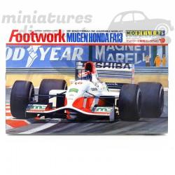 Maquette Mugen Honda FA13...