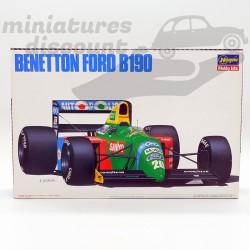 Maquette Benetton Ford B190...