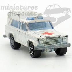 Camion Ambulance (blanc) -...