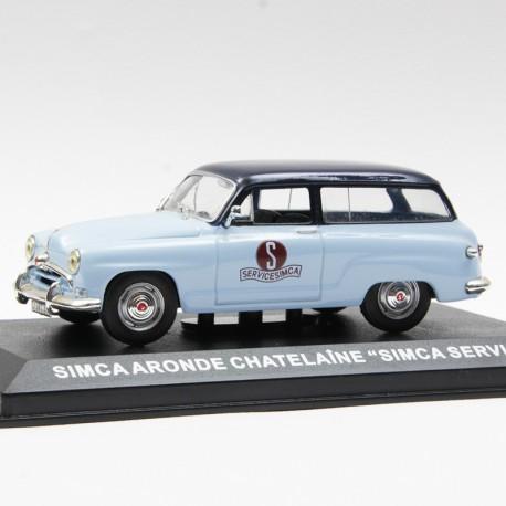 "Simca Aronde Chatelaine ""Simca Service"" - au 1/43 en boite"
