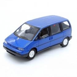 Peugeot 806 - Bleu - Solido - 1/43 - sous blister
