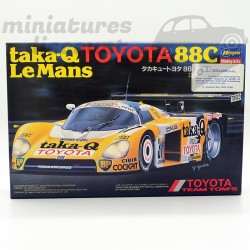 Maquette Taka-Q Toyota 88C...