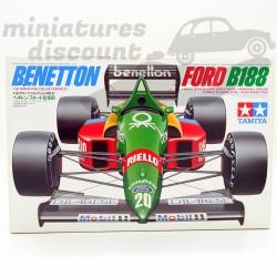 Maquette Benetton Ford B188...