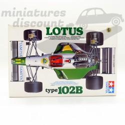 Maquette Lotus Type 102B -...