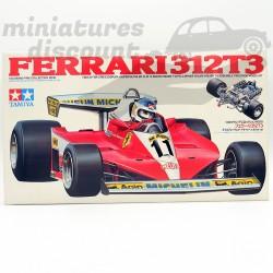 Maquette Ferrari 312T3 -...