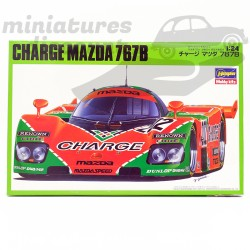 Maquette Charge Mazda 767B...