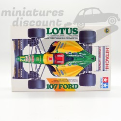 Maquette Lotus 107 Ford -...