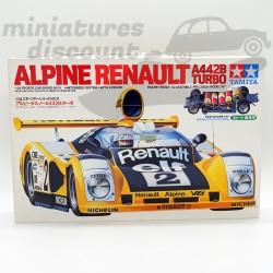 Maquette Renault Alpine...