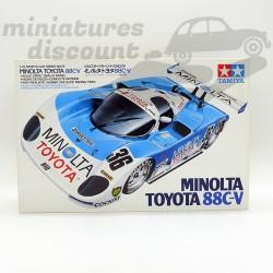 Maquette Minolta Toyota...