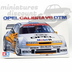 Maquette Opel Calibra V6...