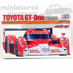 Maquette Toyota GT-One...
