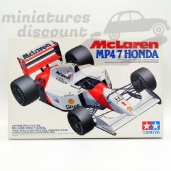 Maquette McLaren MP4/7...