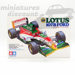 Maquette Lotus 107B Ford -...