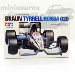 Maquette Braun Tyrrell...
