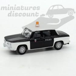 Renault 8 Gordini Police -...