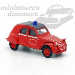 Citroen 2cv Pompiers -...