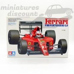 Maquette Ferrari F189...