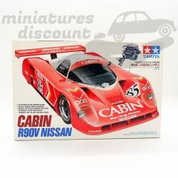 Maquette Cabin R90V Nissan...