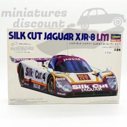 Maquette Silk Cut Jaguar...