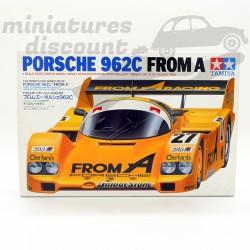 Maquette Porsche 962C -...