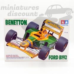 Maquette Benetton Ford B192...