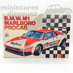 Maquette BMW M1 Marlboro...