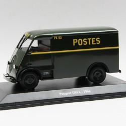 Peugeot DMA 1946 - La Poste - au 1/43 en boite