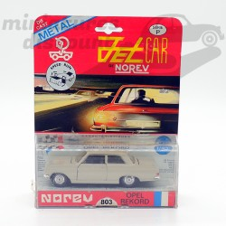 Opel Rekord - Jet Car Norev...