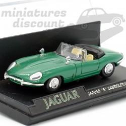 Jaguar Type E Cabriolet...