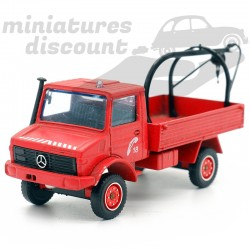 Mercedes Unimog - Solido -...