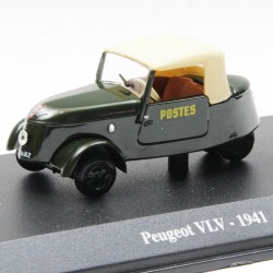 Peugeot VLV 1941 - La Poste - au 1/43 en boite