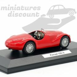 Ferrari 125 S - 1/43ème en...