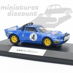 Lancia Stratos - 1/43ème en...