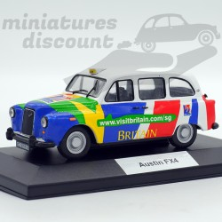 Taxi Austin FX4 - 1/43ème...