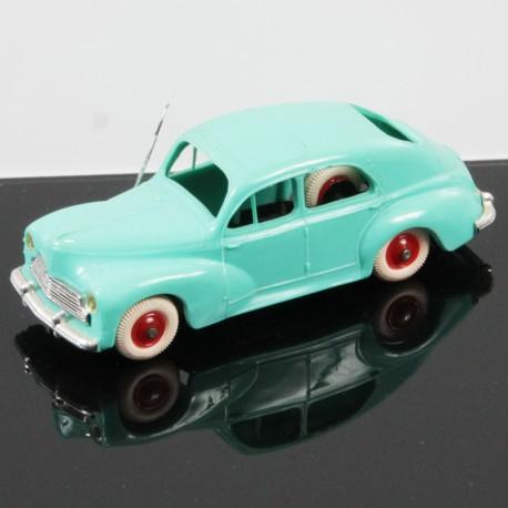 Rare Coloris et Ancien, Peugeot 203 - 1/43ème Norev Plastique