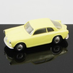 Ancien, Alfa Roméo Giulietta Sprint 1300 - 1/43ème Norev Plastique