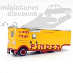 """Remorque caisse """"Pinder"""" -..."""