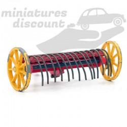 Machine agricole remorque...