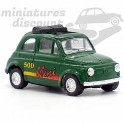 Fiat 500 mini à...