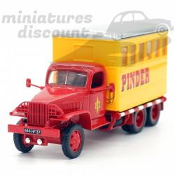 """Camion GMC """"Pinder"""" -..."""