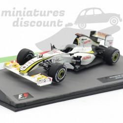 Brawn GP 01 2009 - 1/43ème...