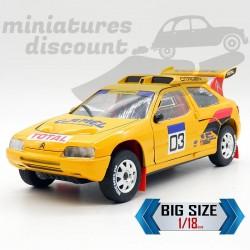 Citroën ZX Rallye - Solido...