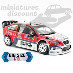 Ford Focus WRC - Sun Star -...