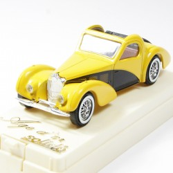 Bugatti Découvrable - Solido, Age d'Or Made in France - 1/43ème en boite