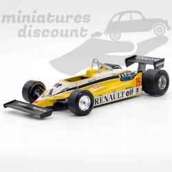Renault RE30 - Burago -...