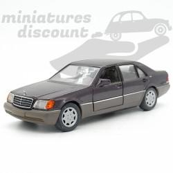 Mercedes 600 SEL - Schabak...