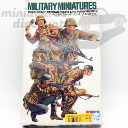 Soldats Allemands - Tamiya...